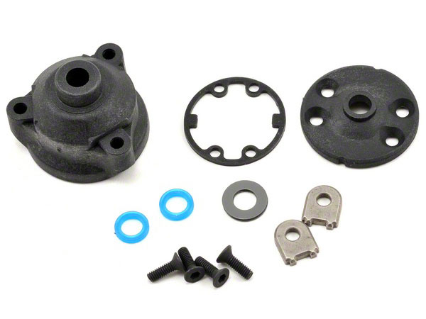 Traxxas Housing Center Differential/Ring Gaskets (2) Ring Gear 6884