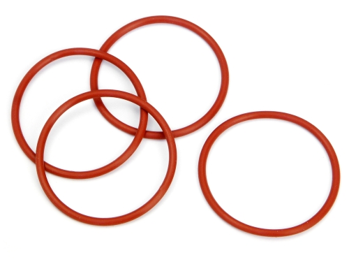 HPI Silicone O-ring P31 (4pcs) 6898