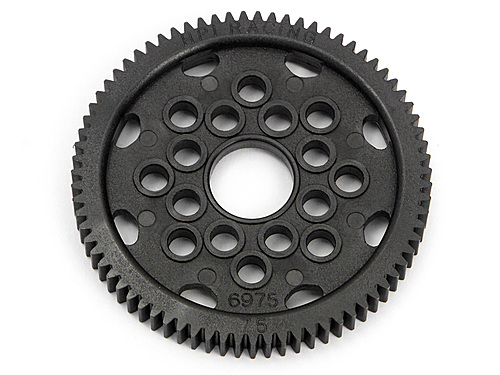 HPI Spur Gear 75 Tooth (48 Pitch) 6975