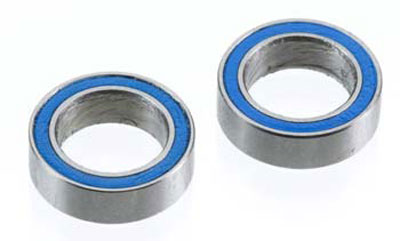 Traxxas Ball Bearings Blue Rubber Sealed 8x12x3.5 7020