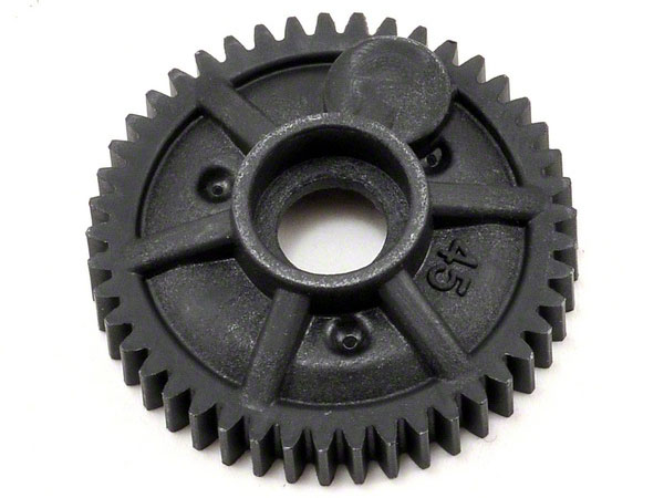 Traxxas Spur Gear, 45 Tooth (Sensor-Ready) 7045R