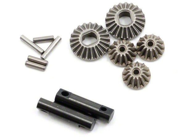 Traxxas Diff Gear Set (Output Gears(2) Spider Gears (3) - Rally/Summit 7082