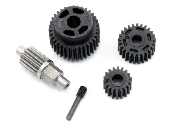 Traxxas Transmission Gear Set  - 1/16th Slash/Revo/Rally/Summit 7093