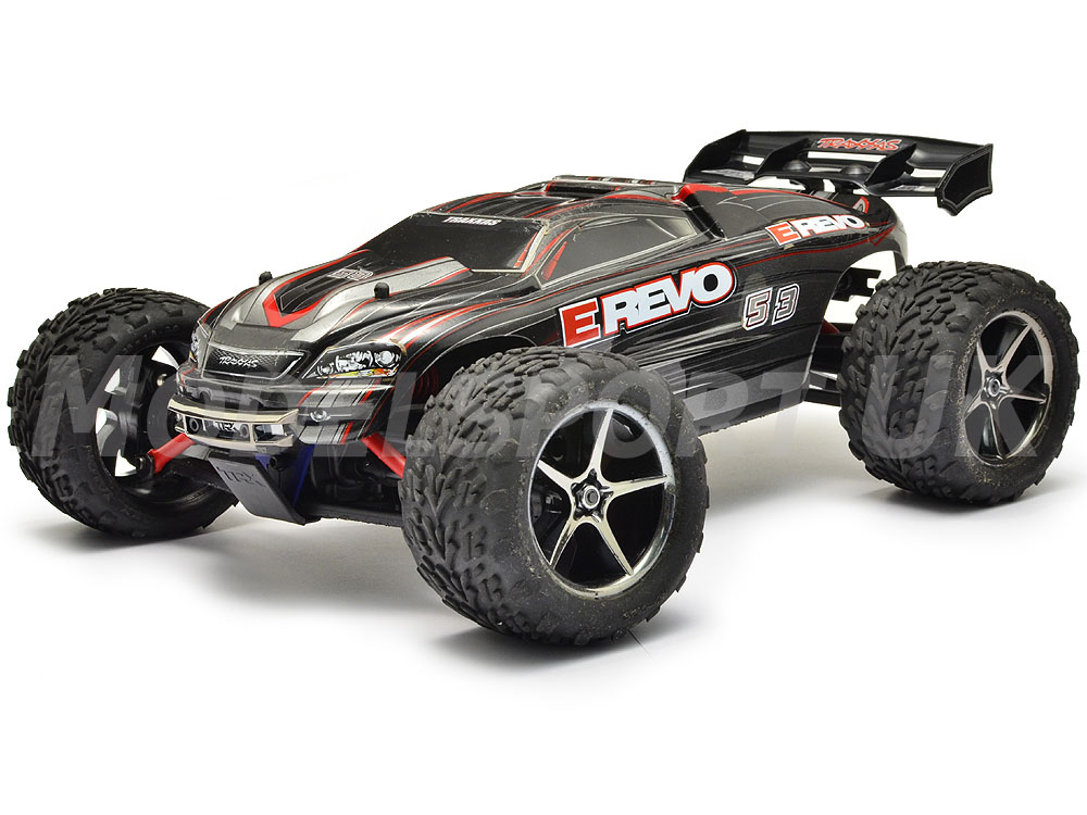 revo rc truck with 376002 on Battle furthermore 1955 59 Chevy Truck Chassis together with 120494370665 likewise 282207655092 besides Traxxas 1 16 E Revo VXL 4WD Brushless Truck W TQ 24GHz Radio 1200mAh 6 Cell Battery.