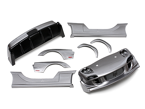 HPI Stage-d Mazda Rx-7 Fd3s Aero Body Kit 7128