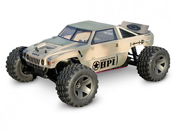 HPI Nitro Mx-1 Truck Body(rs4 Mt) 7161