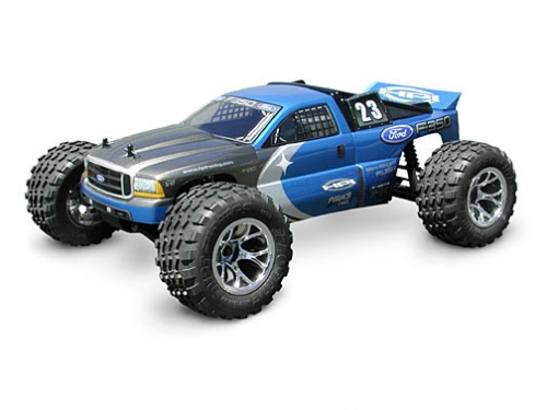 HPI Ford F 350 Truck Body (nitro Mt/rush) 7174