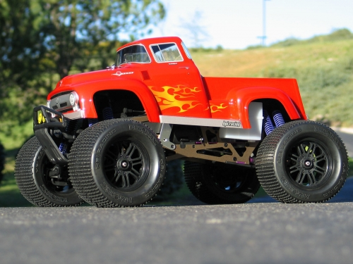 HPI Ford F100 Body 7188