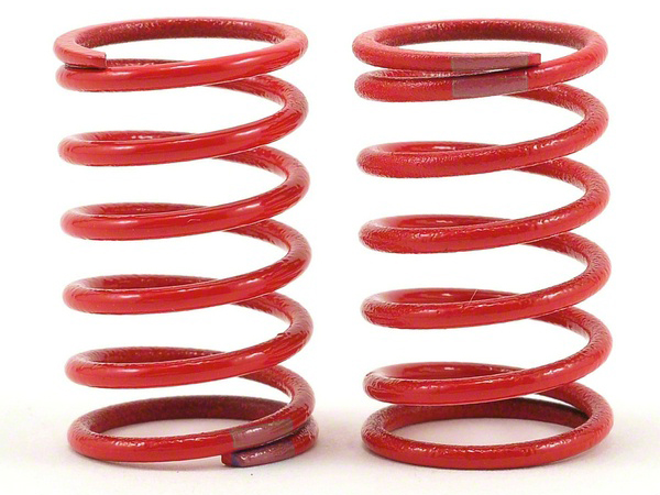 Traxxas GTR Shock Spring, Pink (2.77 Rate) (2) - 1/16 Summit 7244