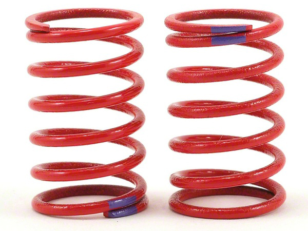 Traxxas GTR Shock Spring, Purple (3.2 Rate) (2) - 1/16 Summit 7246