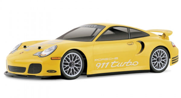 HPI Porche 911 Turbo (190mm) 7335