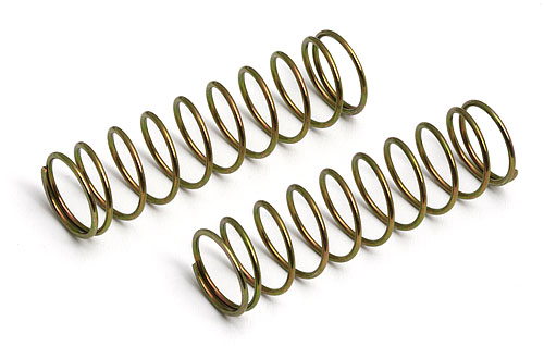 Associated Shock Spring, FR, Gold AS7425