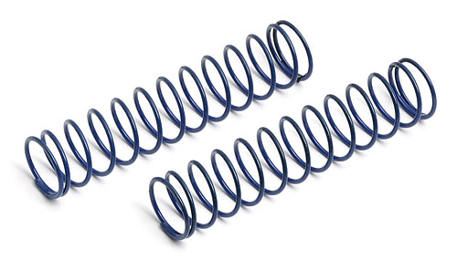 Associated Rear Blue Soft Springs AS7434