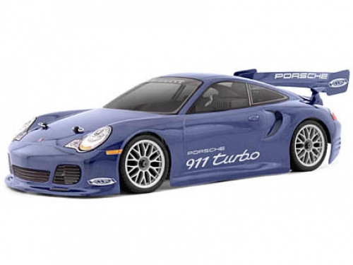 HPI Porsche 911 Turbo Body (200mm) 7435