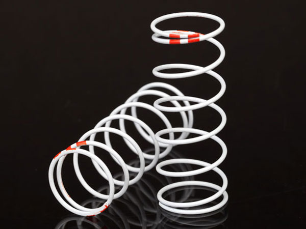 Traxxas Shock Spring GTR Long (0.623 Rate Orange) 7440