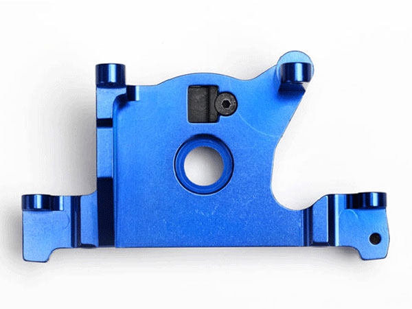 Traxxas Aluminium Motor Mount for Slash 4x4 LCG Chassis Only 7460X