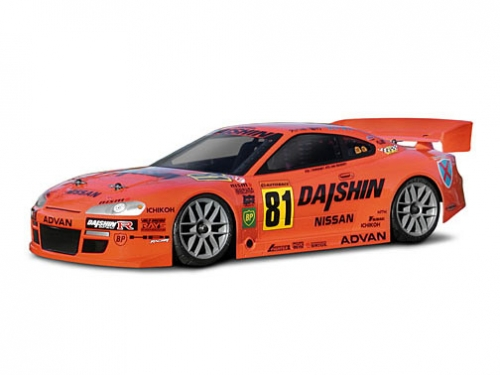HPI Nissan Silvia Gt Body (200mm) 7479
