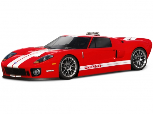 HPI Ford Gt Body (200mm/wb255mm) 7495