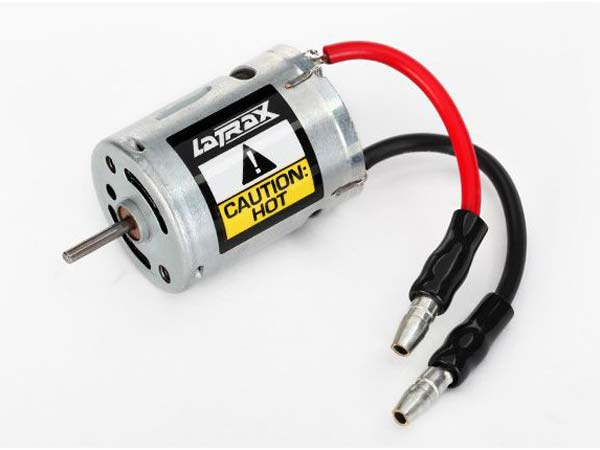 La Trax Motor 370 28t with Wires 7575X