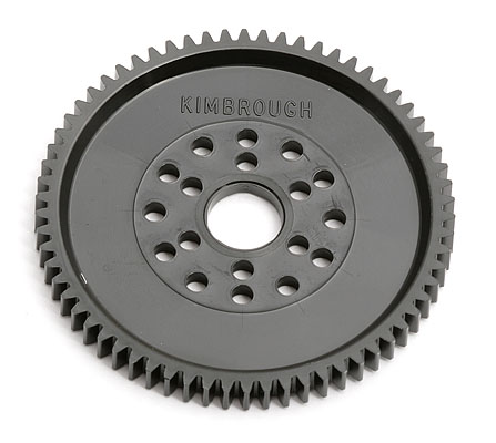 Image Of Associated 66T 32 Pitch Spur Gear