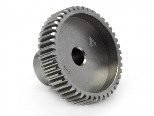 HPI Pinion Gear 44 Tooth Aluminum (64 Pitch/0.4m) 76644
