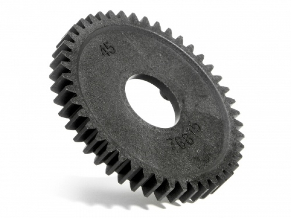 HPI Spur Gear 45 Tooth (1m/adampter Type) 76815