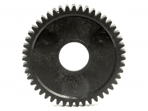 HPI Spur Gear 47 Tooth (1m) (nitro 2 Speed/nitro 3) 76817
