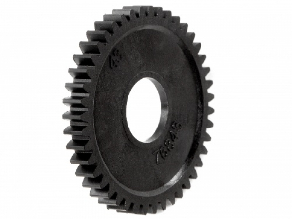HPI Spur Gear 43 Tooth (1m) (2 Speed/nitro 3)(heavy Duty) 76843