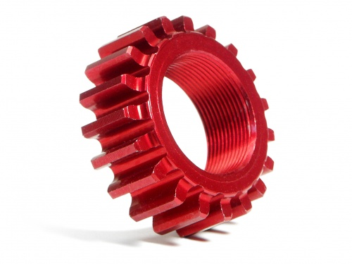 HPI Aluminium Threaded Pinion Gear 19t X 12mm (1m) 76979