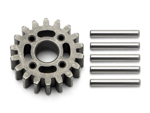 HPI Pinion Gear 18 Tooth (savage 3 Speed) 77058