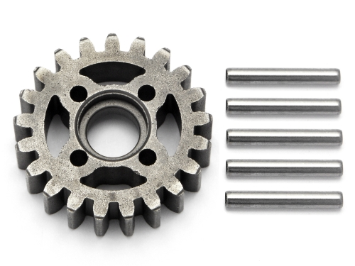 HPI Pinion Gear 21 Tooth (savage 3 Speed) 77061