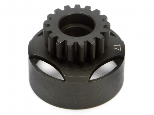 HPI Racng Clutch Bell 17 Tooth (1m) 77107