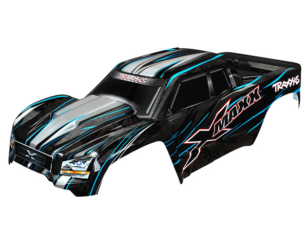 ../_images/products/small/Traxxas X-Maxx Painted Bodyshell - Blue