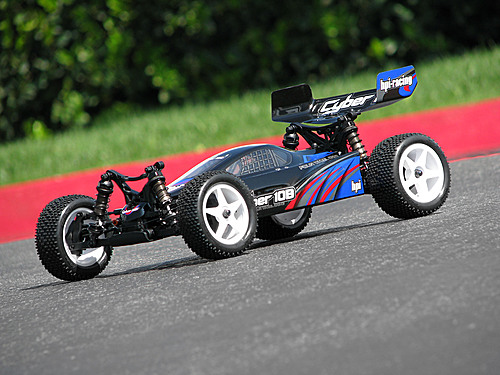 HPI Cb-1 Buggy Body 7809