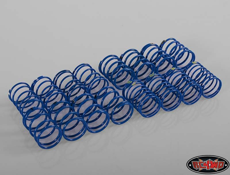 RC4WD ZS1123 70mm King Scale Shock Spring Assortment 
