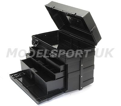 Kyosho Pit Box Black 80461