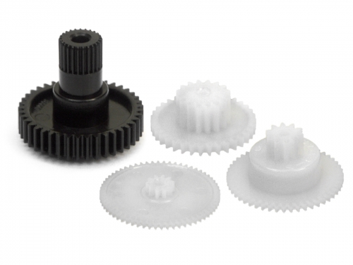 HPI Servo Gear Set (sf-1) 80567