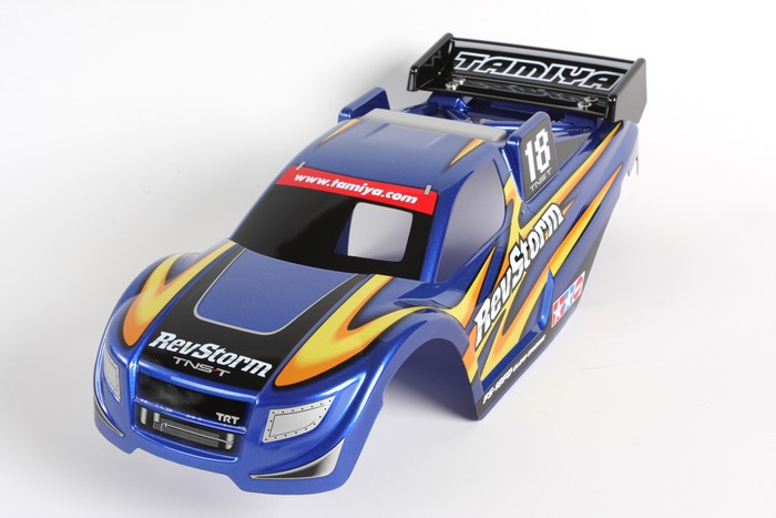 Tamiya Body & Wing (Assembled) For 43534 8084285