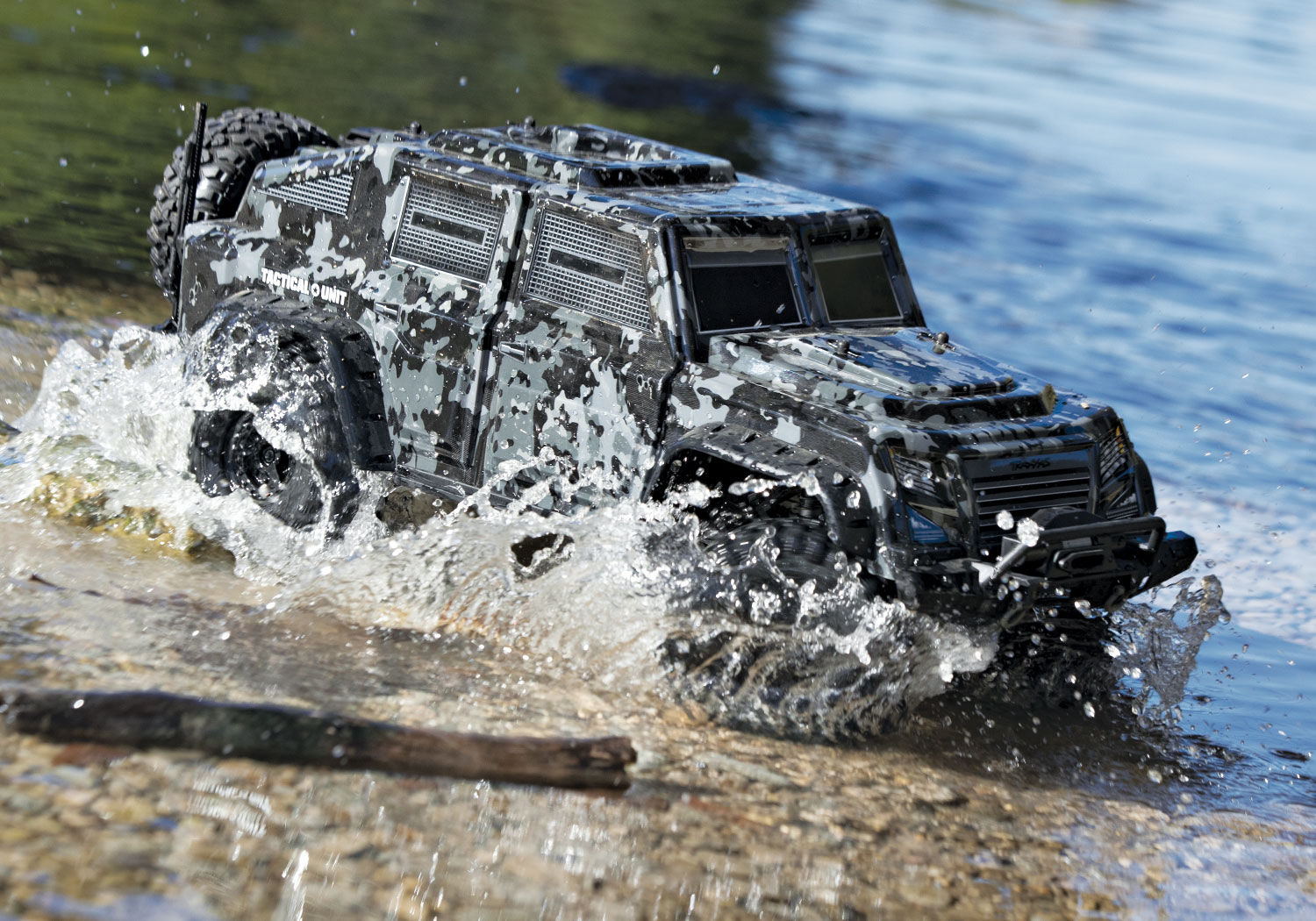 Traxxas Trx 4 Tactical Unit Rock Crawler 82066 1995 Toyota Supra Air Conditioning System 8211 Troubleshooting Previous Next