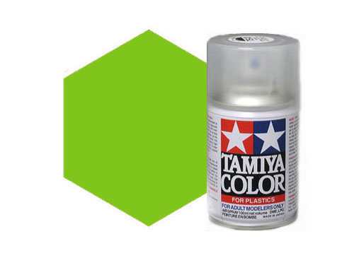 Tamiya TS-22 Light Green Spray 85022