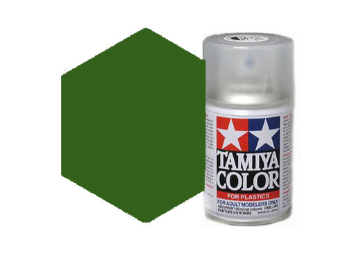 Tamiya TS-61 Nato Green Acrylic Spray 85061