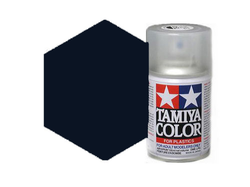 Tamiya TS-64 Dark Mica Blue Acrylic Spray 85064
