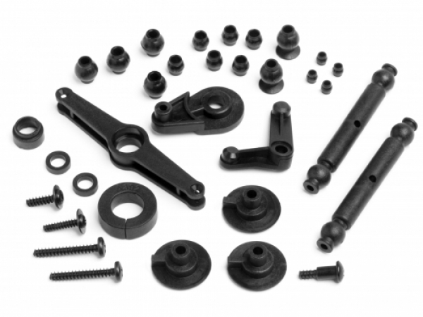 HPI Servo Saver / Pivot Ball Set 85260
