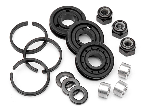 HPI Shock Piston Set For Vvc/hd Shock 85413