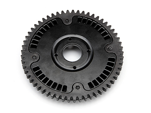 HPI Hd Steel Spur Gear Set (57t) 85475