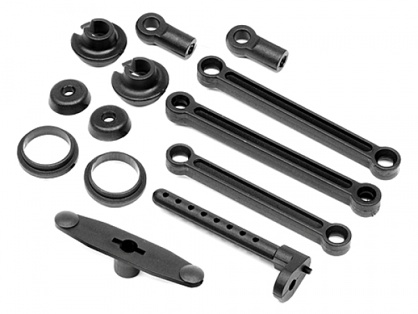 HPI Shock Parts / Rod Parts Set 85647
