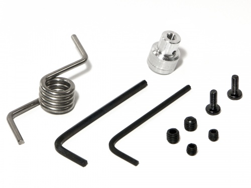HPI Aluminium Mount And Retainer Set 86173