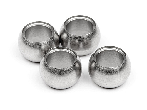 HPI King Pin Ball 7.8x4.8mm (4pcs) 86220