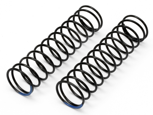 HPI Shock Spring 18x80x1.5mm 12.5 Coils(blue 71gf/mm) 86549