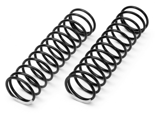 HPI Shock Spring 18x80x1.8mm 12.5 Coils (white 159gf/mm) 86553